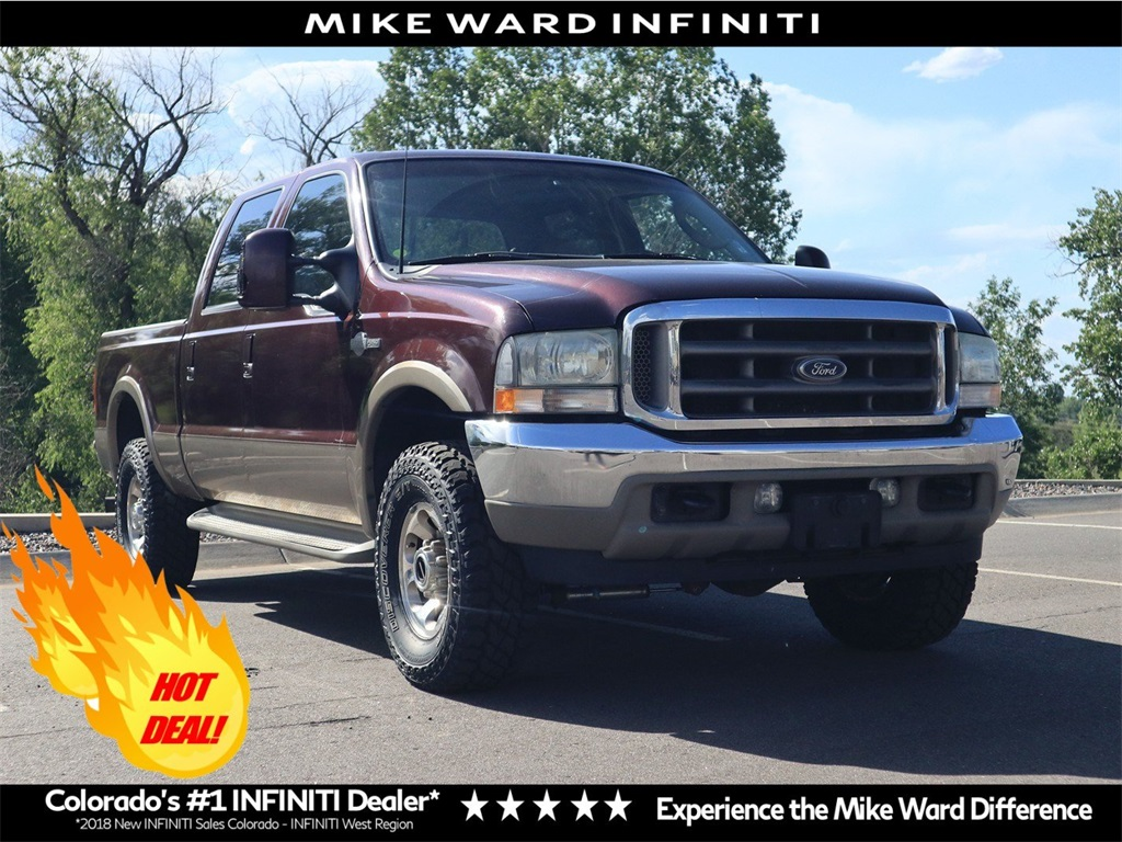 Pre-Owned 2003 Ford F-250SD King Ranch
