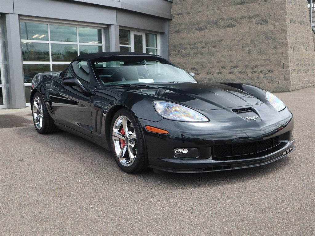 Pre-Owned 2012 Chevrolet Corvette Grand Sport
