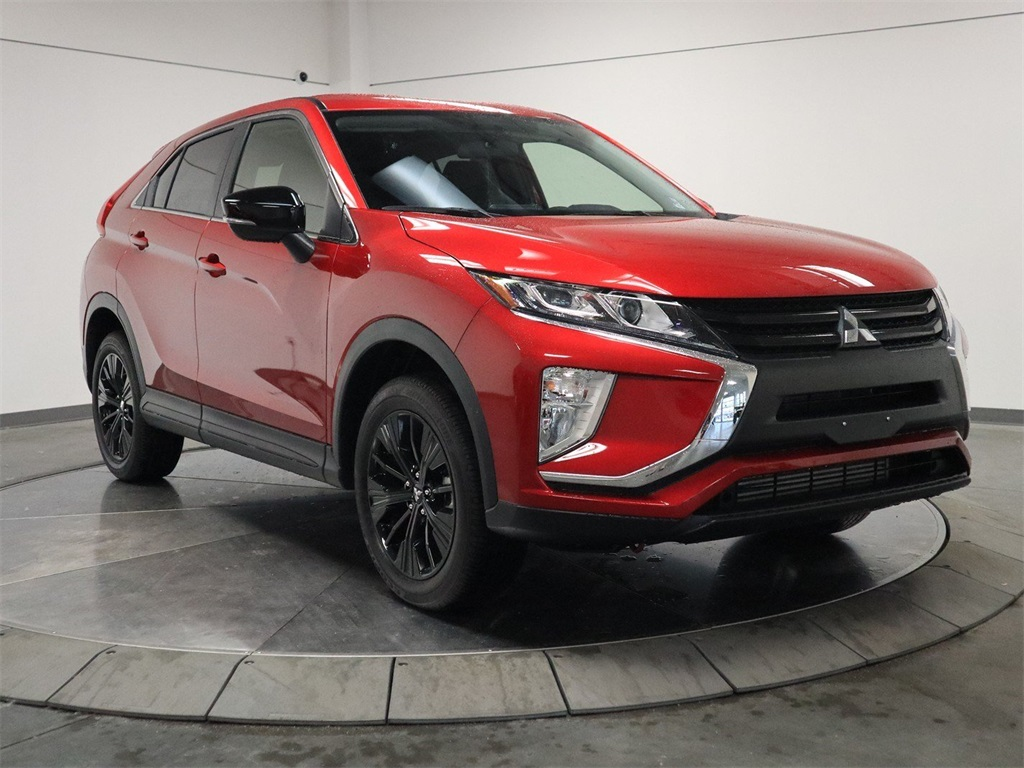 Pre-Owned 2019 Mitsubishi Eclipse Cross LE