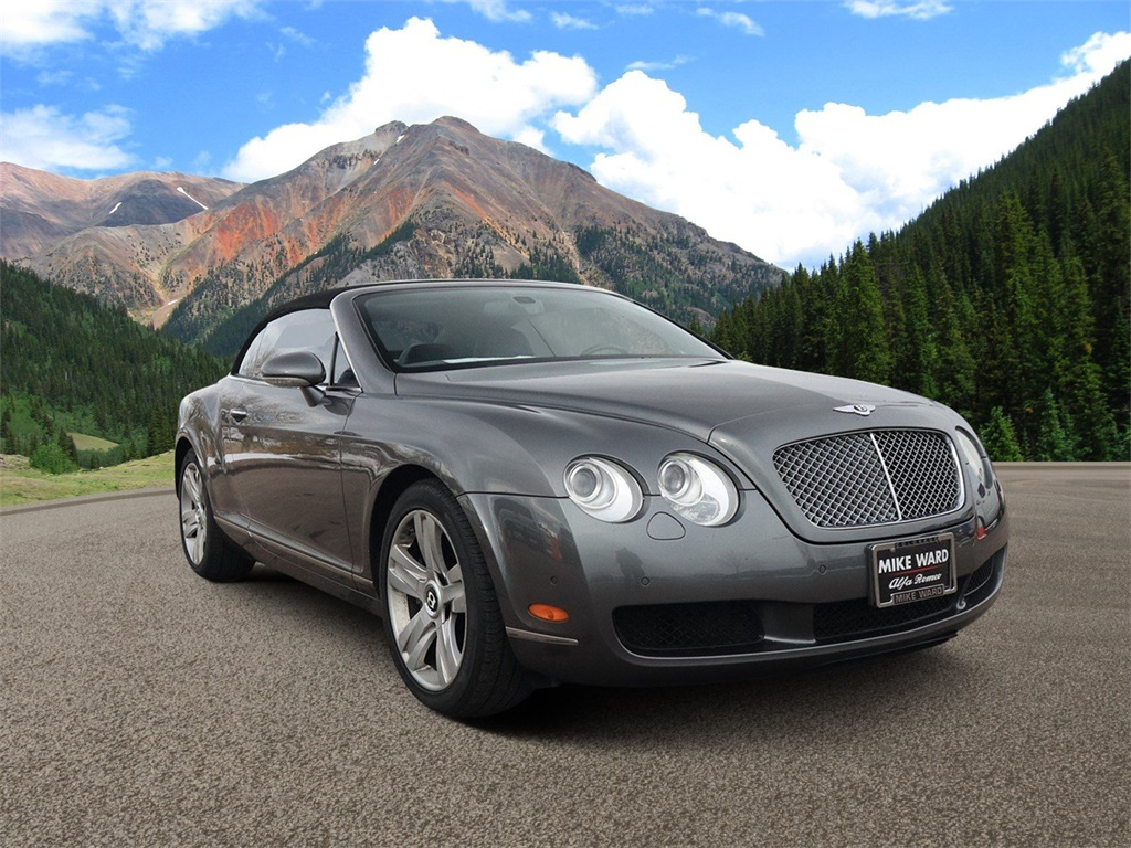 Pre-Owned 2007 Bentley Continental GTC