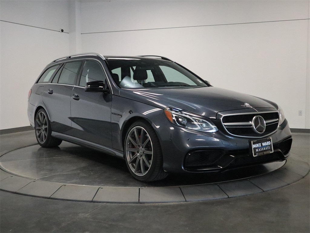 Pre-Owned 2014 Mercedes-Benz E-Class E 63 AMG®