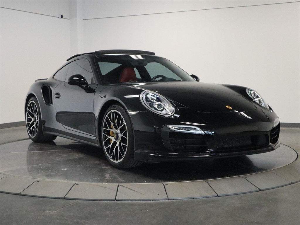 Pre-Owned 2016 Porsche 911 Turbo S