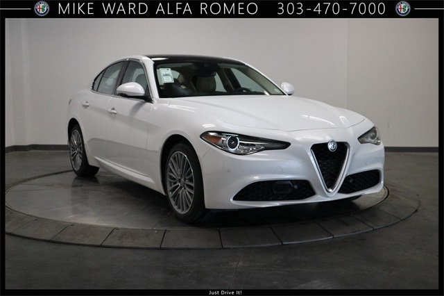 New 2019 Alfa Romeo Giulia Ti Sedan In Highlands Ranch A605122