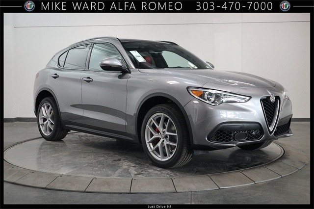 New 2019 Alfa Romeo Stelvio Ti Sport Utility In Highlands Ranch