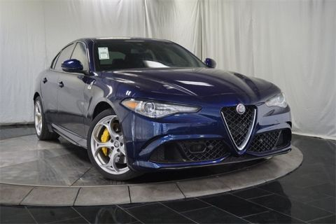 New Alfa Romeo Giulia In Highlands Ranch Mike Ward Alfa Romeo - Alfa romeo car for sale