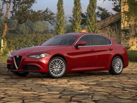 new 2017 alfa romeo giulia ti sedan in highlands ranch. Black Bedroom Furniture Sets. Home Design Ideas